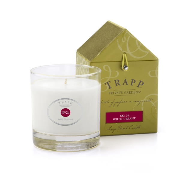 Trapp Wild Currant 7 Oz. Candle