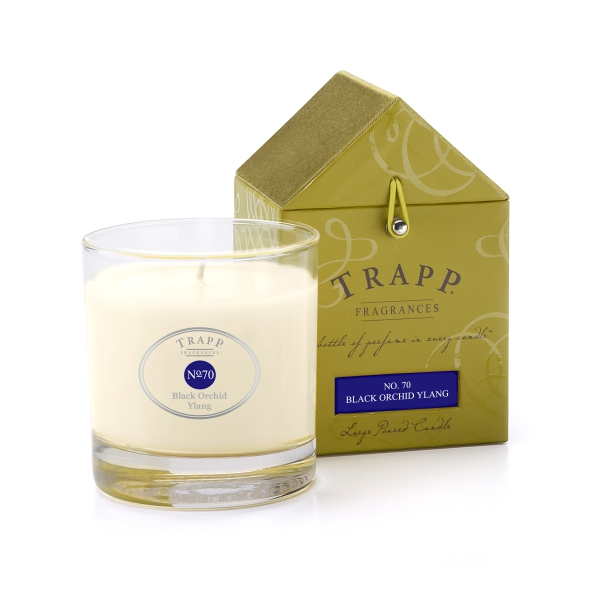 Trapp Black Orchid 7 oz Poured Candle